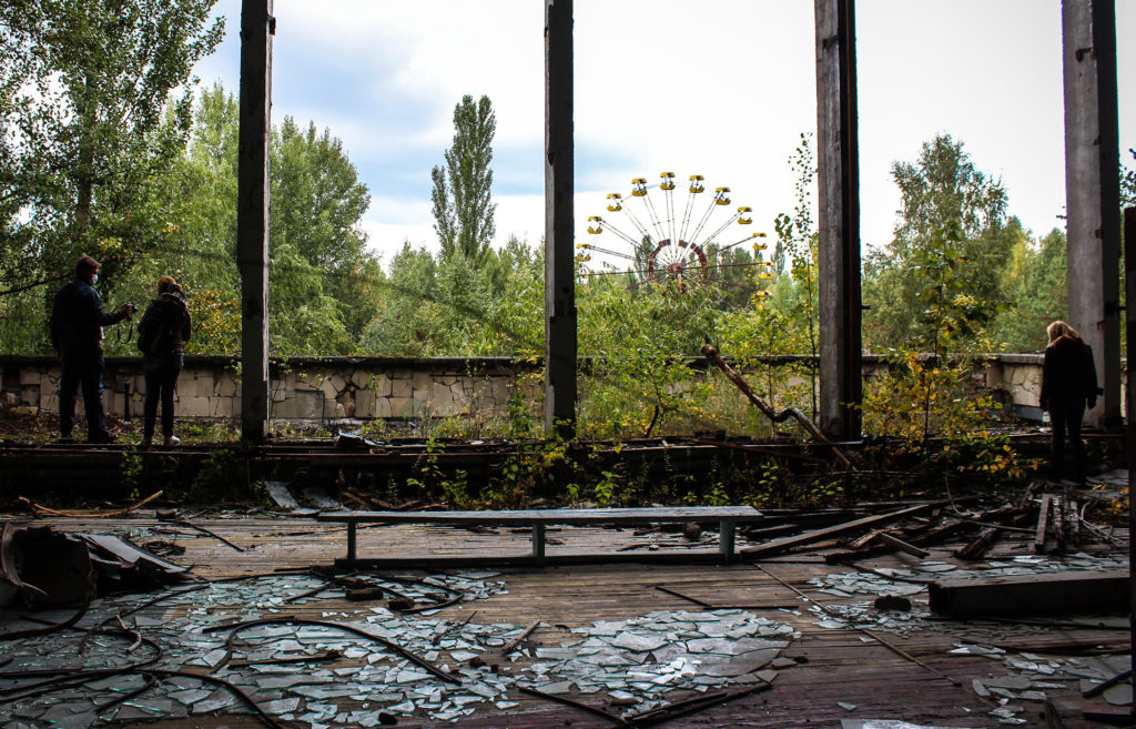 nuclear, Chernobyl, Tourism